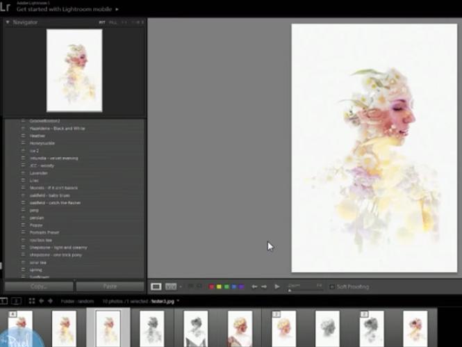Δημιουργήστε διπλοέκθεση στο Adobe Photoshop