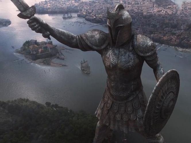Δείτε σε video τη δουλειά που γίνετε στα Visual Effects του Game of Thrones