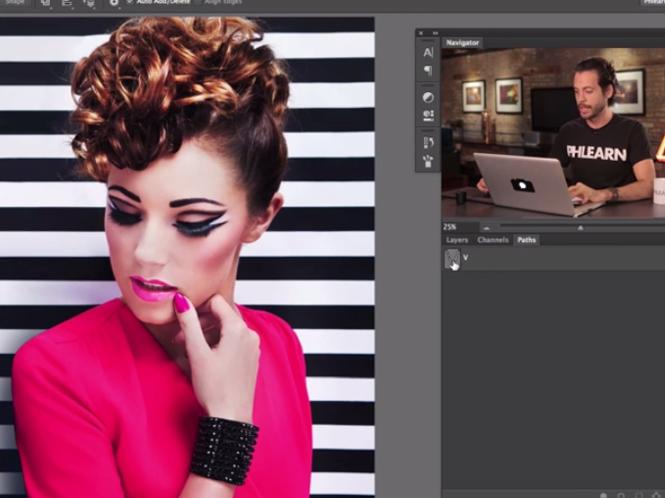Δημιουργήστε εξώφυλλο περιοδικού στο Adobe Photoshop