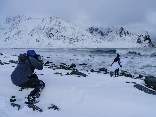 SmugMug Films: κάνοντας surf στον Αρκτικό κύκλο