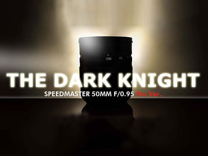 Νέος Mitakon Speedmaster 50mm f/0.95 Pro