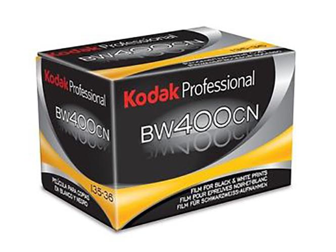 Η Kodak ανακοίνωσε την κατάργηση του film Kodak Professional BW400CN