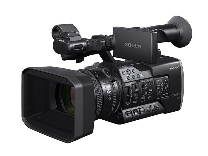 Ετοιμοπαράδοτη στην Ελλάδα η νέα επαγγελματική Sony PXW-X160 μέσω της Στάμος Α.Ε.