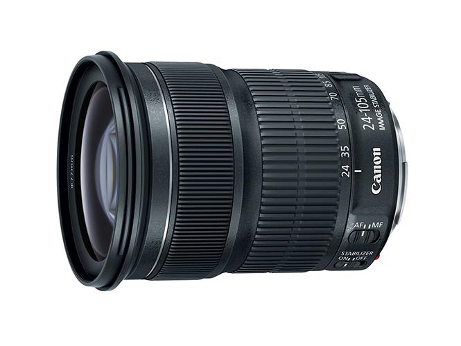 Canon EF 24-105mm f/3.5-5.6 IS STM, φθηνή εναλλακτική για Full Frame μηχανές