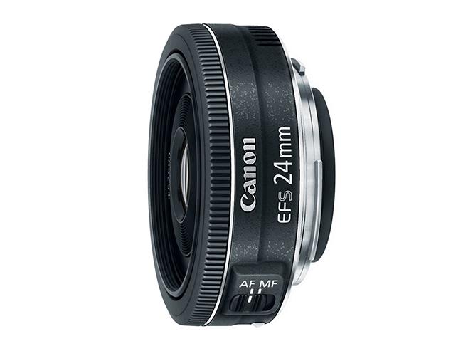 Η Canon παρουσιάζει τον νέο prime φακό Canon EF-S 24mm f/2.8 STM