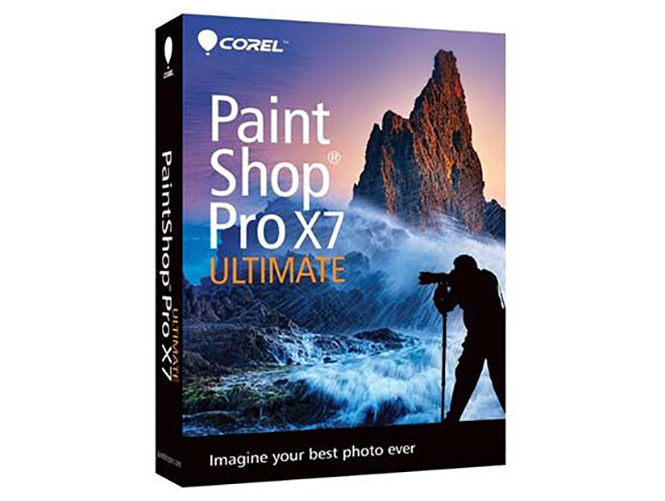 Νέο Corel PaintShop Pro X7
