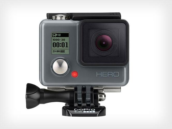 Η GoPro θα παρουσιάσει και entry level μοντέλο με την απλή ονομασία Hero