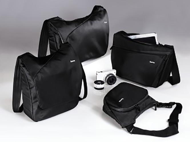 Νέες φωτογραφικές τσάντες Hama Citytour