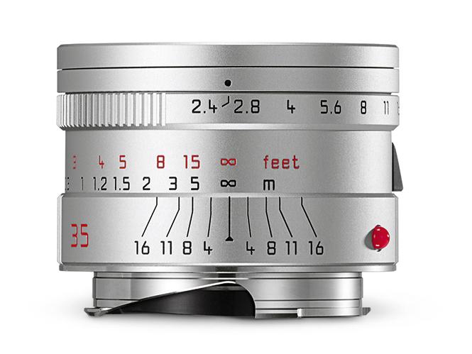 Νέα γενιά φακών Leica Summarit-M με βελτιωμένη απόδοση και νέα σχεδίαση