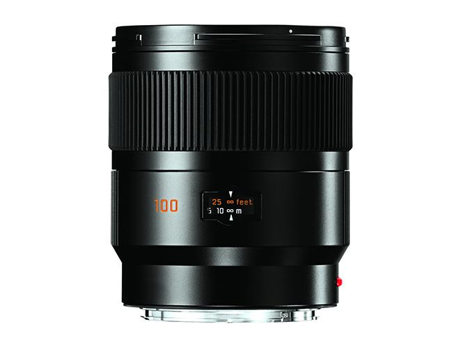Ανακοινώθηκε ο νέος Leica SUMMICRON-S 100mm f/2 ASPH