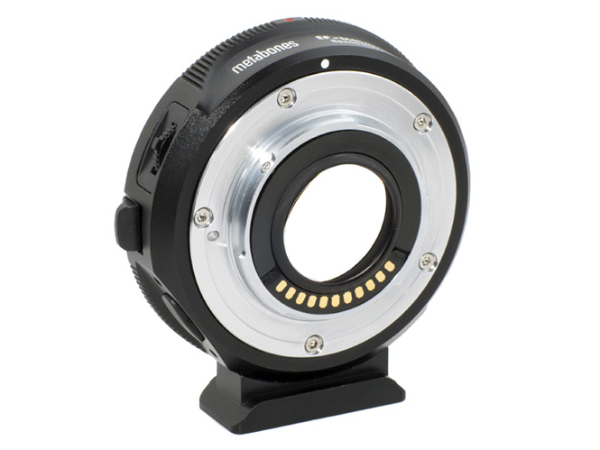 Canon EF Lens to Micro Four Thirds Speed Booster