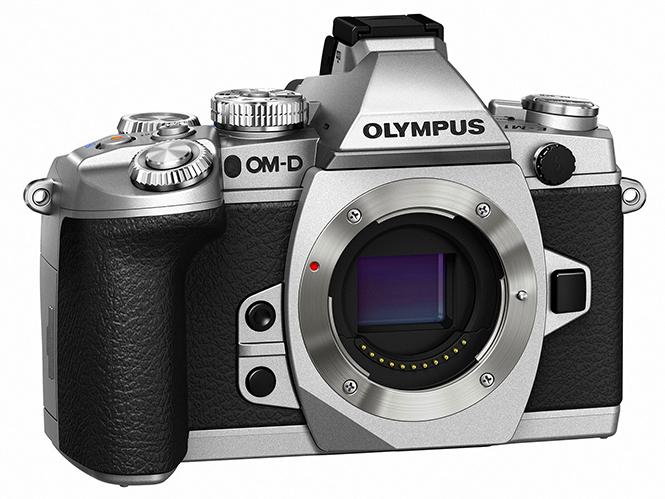 Αναβάθμιση Firmware για την Olympus OM-D E-M1
