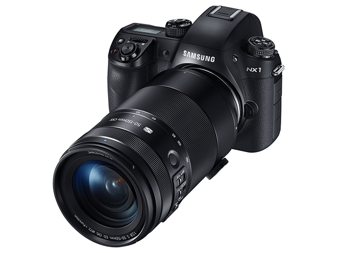 Samsung NX1 with 50-150MM_1