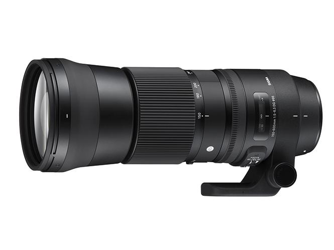 Sigma 150-600mm-Contemporary