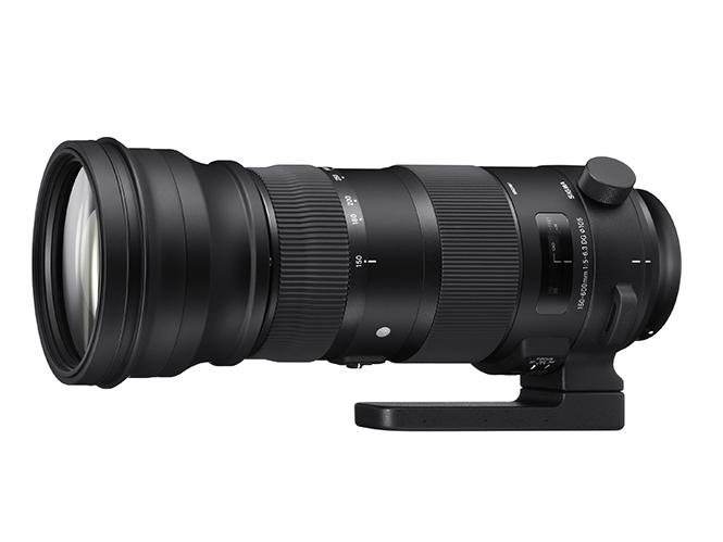 Sigma 150-600mm-sports