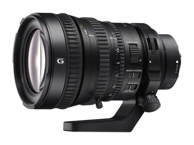 Ανακοινώθηκε ο πρώτος zoom φακός της Sony για Full Frame μηχανές με power zoom