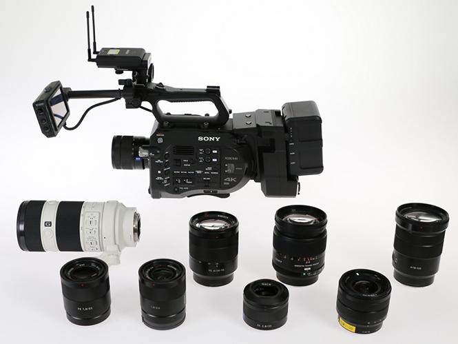 Sony PXW-FS7-1