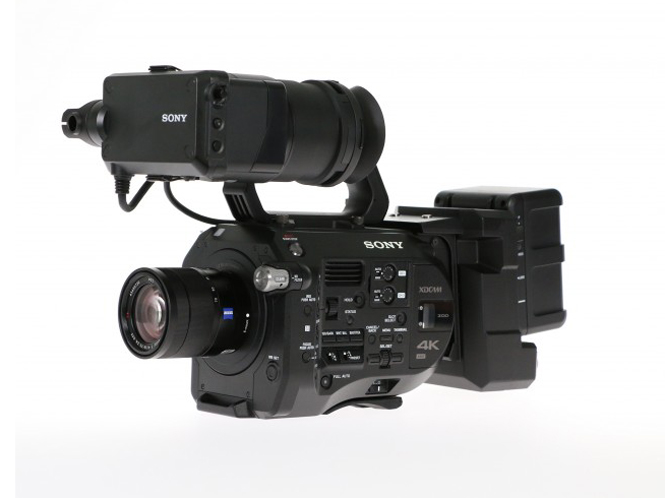 Sony PXW-FS7, νέα videocamera με δυνατότητα καταγραφής 4K video