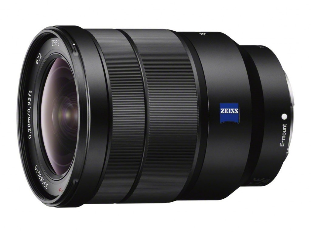 Η Sony αποκαλύπτει τον νέο Zeiss Vario-Tessar T* FE 16-35mm F4 ZA OSS