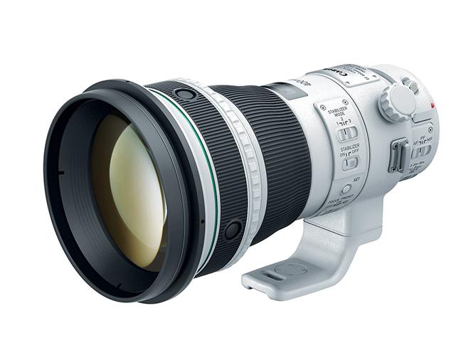 Canon EF 400mm f/4 DO IS II USM: Νέο Firmware με διόρθωση στο IS
