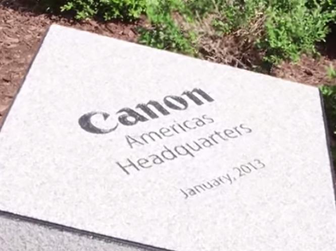 Ρίξτε μία ματιά στα γραφεία της Canon στις Η.Π.Α. (video)