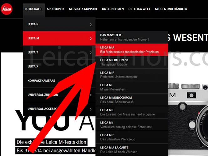 Leica M Edition 60, έρχεται ψηφιακή μηχανή χωρίς οθόνη και τιμή στα 16.000 ευρώ