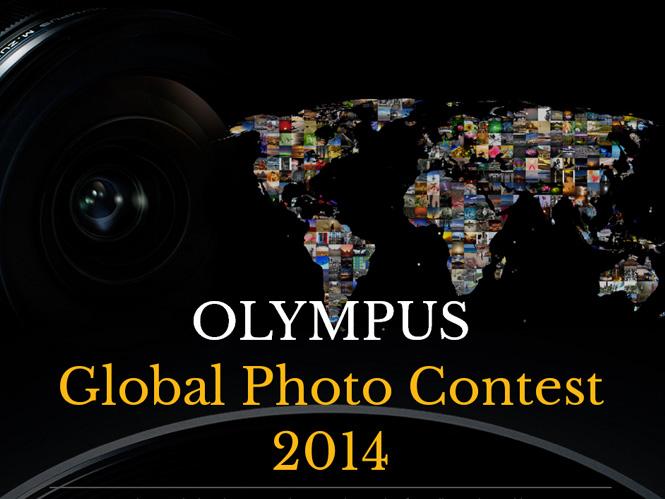 Olympus Global Photo Contest 2014