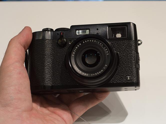 Fujifilm X100T, αποκλειστικό ελληνικό Hands On από το pttlgr (Photokina 2014)