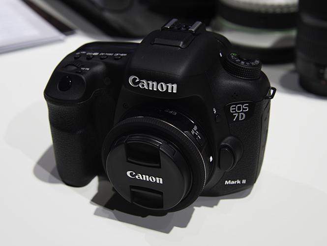 Canon EOS 7D II, ελληνικό Hands On video (Photokina 2014)
