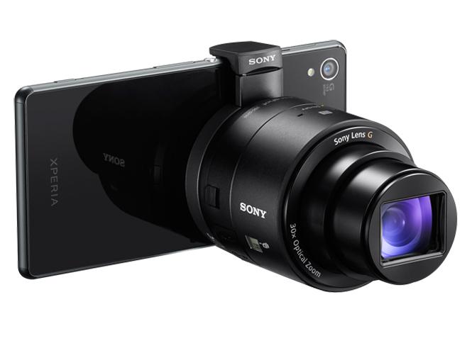 Ανακοινώθηκε ο νέος φακός-κάμερα Sony Cyber-shot DSC-QX30