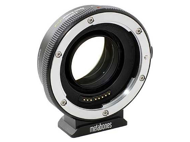 Νέος Metabones Speed Booster ULTRA για Sony E-mount και Fujifilm X-mount