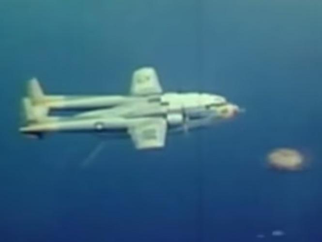 Δείτε σε video πως οι Αμερικανοί μάζευαν τα film των κατασκοπευτικών δορυφόρων τους στον αέρα