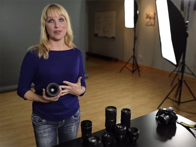 Nikon Behind the Scenes: ποιοι είναι οι καλύτεροι φακοί για πορτρέτα και γιατί