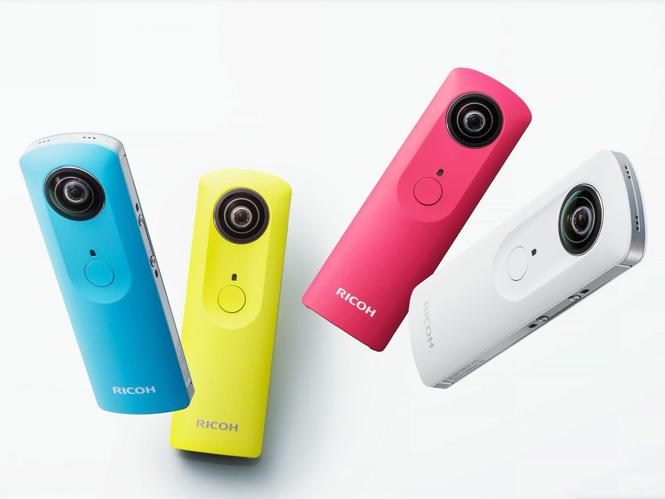 Ricoh Theta M15, νέο μοντέλο με δυνατότητα λήψης και video 360 μοιρών