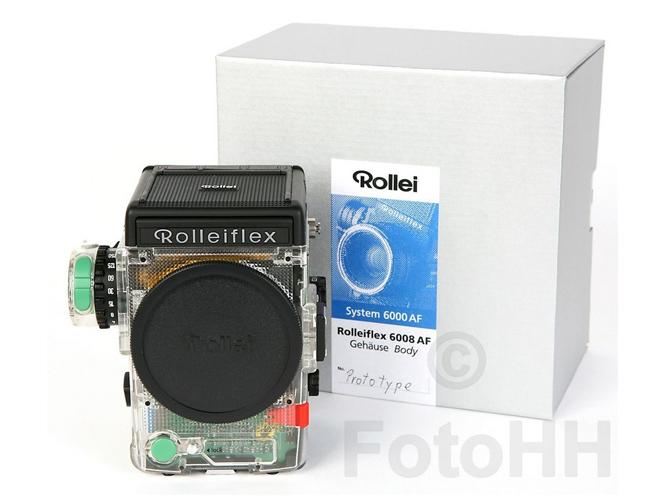 Σπάνιες Rolleiflex πωλούνται προς 7.300 δολάρια η μία