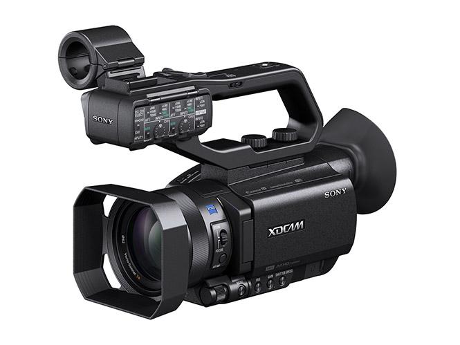 Διαθέσιμη στην ελληνική αγορά η επαγγελματική κάμερα Sony PXW-X70