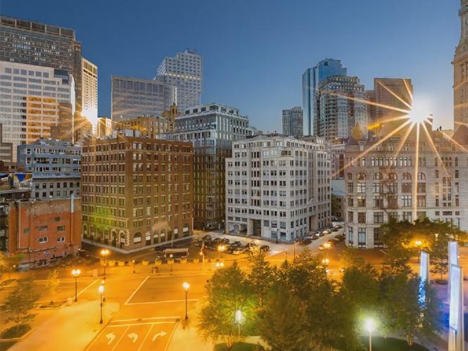 Boston Layer-Lapse, νέο είδος Time Lapse που εντυπωσιάζει
