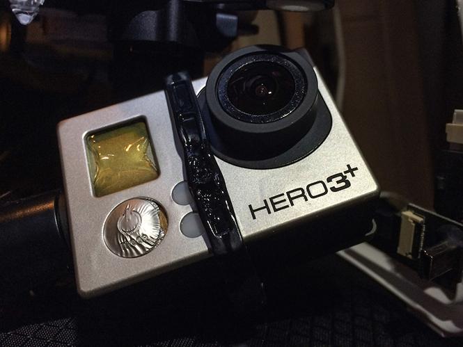 Η φάτσα μίας GoPro λιώνει καταγράφοντας ενεργό ηφαίστειο από πολύ κοντά