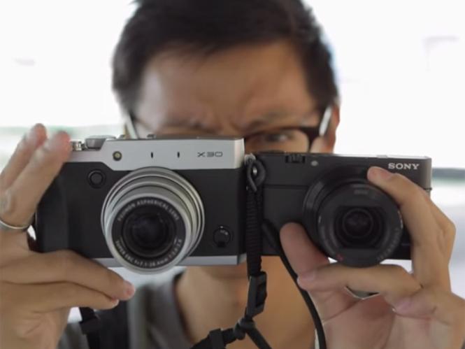 Sony RX100 III εναντίον Fujifilm X30, ποια είναι η καλύτερη;