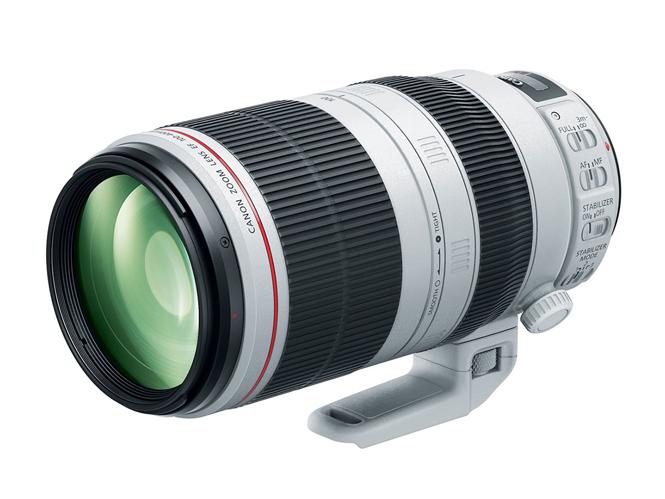 Νέος Canon EF 100-400mm f/4.5-5.6L IS II USM