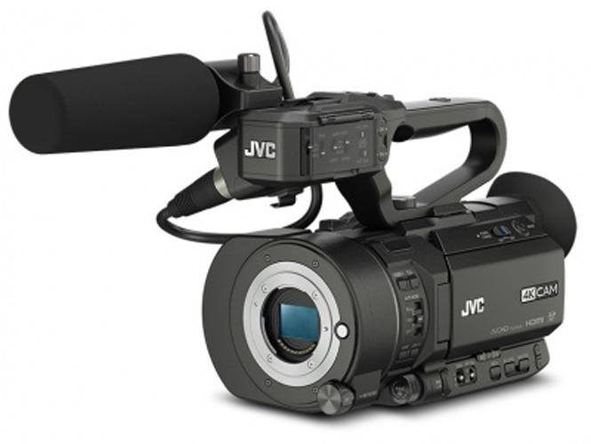 JVC GY-LS300CHE, νέα 4K κάμερα με MFT mount