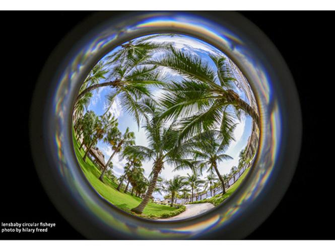 Lensbaby Circular Fisheye 5.8mm f3.5-3