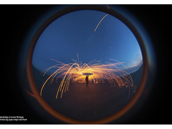 Lensbaby Circular Fisheye 5.8mm f3.5-4