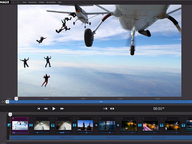 Magix Fastcut, λογισμικό για την επεξεργασία video από action cameras