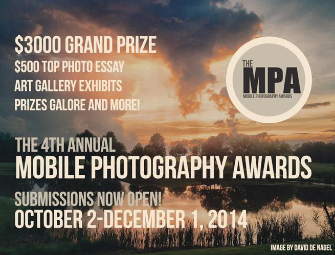 Mobile Photography Awards 2014, μέχρι τις 1 Δεκεμβρίου οι συμμετοχές