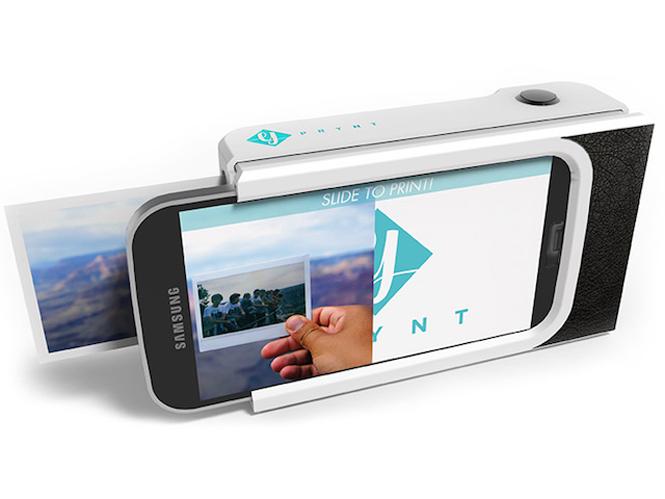 Prynt Case, μετατρέψτε το smartphone σας σε instant μηχανή