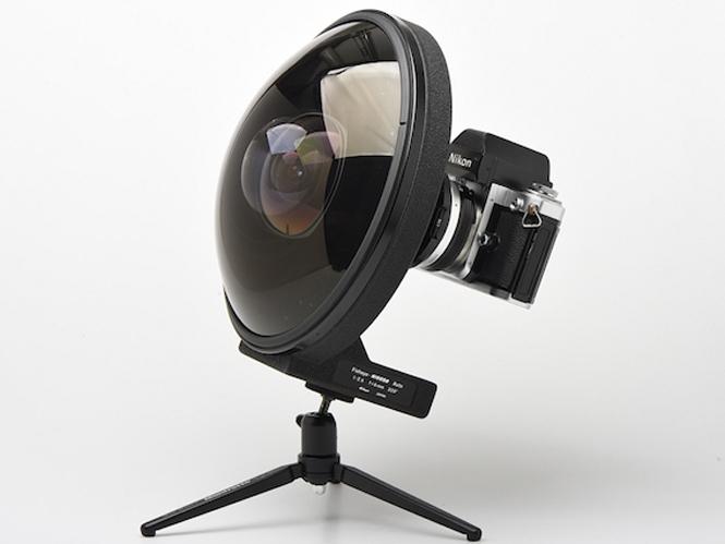 Nikkor 6mm f/2.8, δείτε τι κάνει στην πράξη ένας από τους σπανιότερους φακούς της Nikon