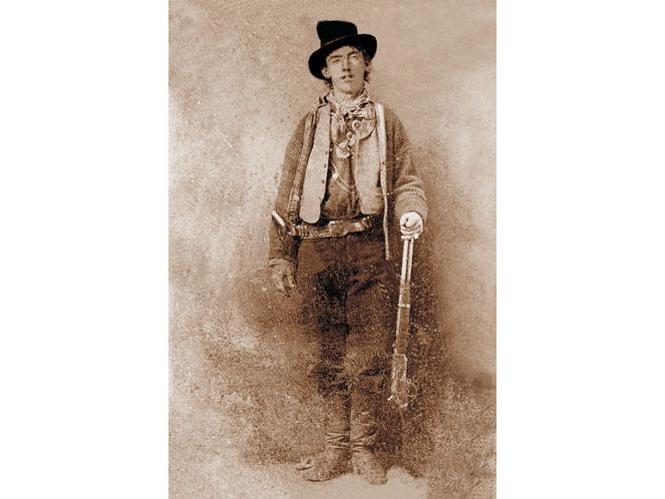 Billy the Kid, άγνωστος φωτογράφος (1880)