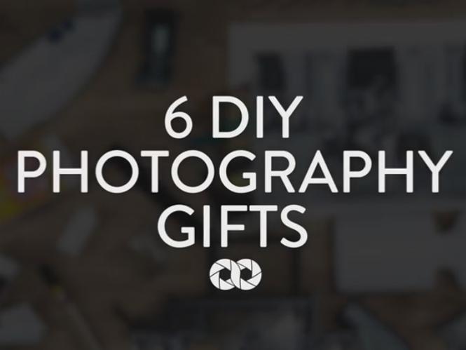 Δείτε σε video πως να φτιάξετε μόνοι σας 6 φωτογραφικά δώρα