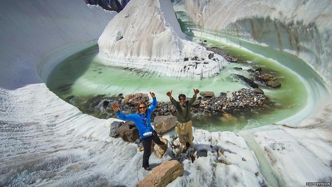 Baltoro Glacier, Karakorum, Pakistan